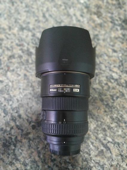 Lente Nikon 17-55 2.8 Perfeita!!!