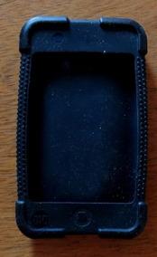 Capa Em Silicone Para iPod Touch - C/suporte Fone De Ouvido