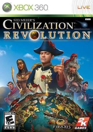 Civilization Revolution Xbox 360 Original