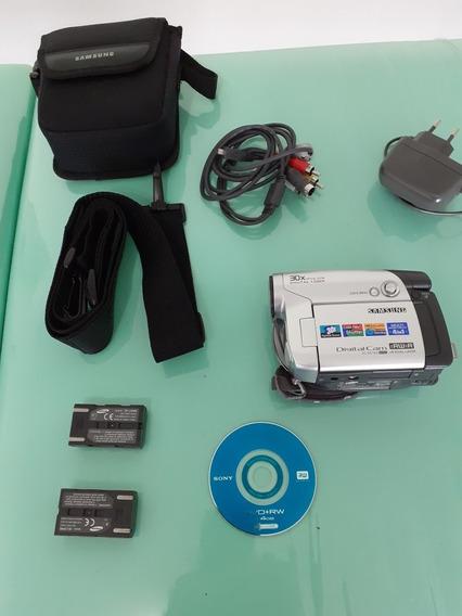 Câmera Filmadora Digital Samsung Sc-dc163Usada