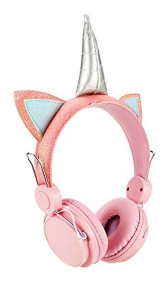 Fone De Ouvido Headphone Unicórnio