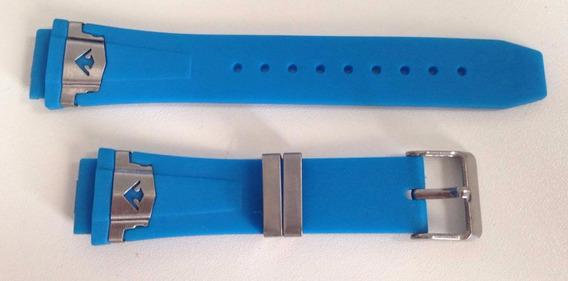 Pulseira Relógio Citizen Windsurfing Dz88 Azul Claro