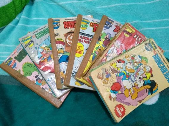 Disney Especial, Histórias Tio Patinhas, Pato Donald, Pateta