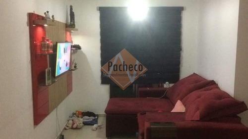 Imagem 1 de 22 de Apartamento Em Cocaia / Guarulhos, 2 Dormitórios, 1 Vaga, 72,00m² R$180.000,00 - 1524