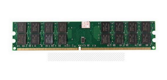 Memoria 4g 800mhz Ddr2 Pc2 6400 Pin 240 P/ Plataforma A M D