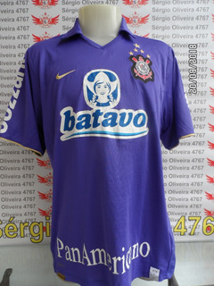 Camisa Corinthians Jorge Henrique 23 2009/10