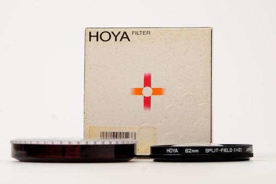 Filtro Hoya Split Field (+2) 62mm