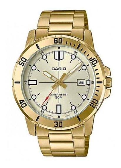Relógio Casio Collection Mtp-vd01g-9evudf
