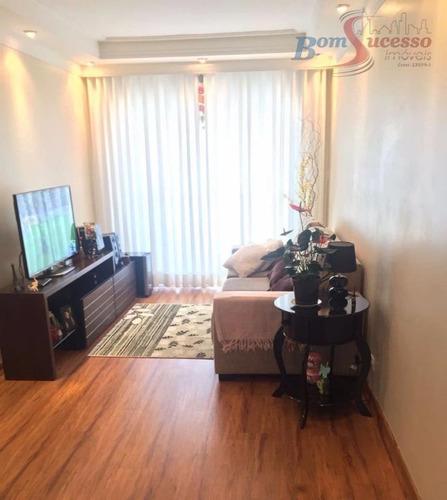 Imagem 1 de 24 de Apartamento Com 3 Dormitórios À Venda, 62 M² Por R$ 450.000,00 - Vila Matilde - São Paulo/sp - Ap1198