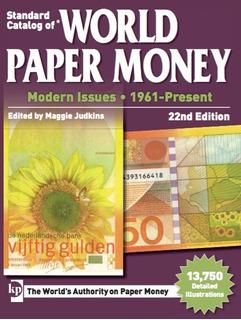 Billete Catálogo, 2016 World Paper Money, 1961-2016 Pdf