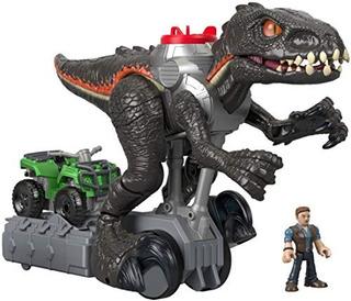 Fisher-price Imaginext Mundo Jurásico, Dinosaurio Caminand
