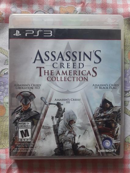 Assassins Creed The Americas Collection Português