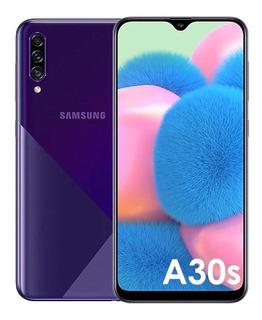 Celular Samsung Galaxy A30s 64gb - Violeta