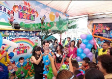 Fiestas Infantiles, Payasito Comico, Ambato-latacunga-quito
