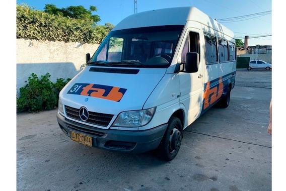 Sprinter 413 Minibus 19 Pasajeros