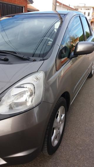 Honda Fit Automatico Excelente Estado Km 76.500 Mod 2010