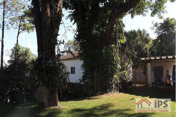 Chácara Residencial À Venda, Village Campinas, Campinas. - Ch0048