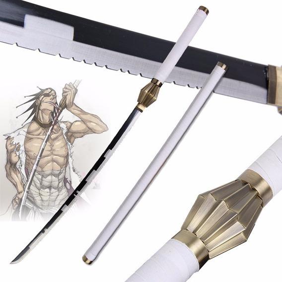 Katana Bleach Kenpachi Apta Katas - Sable Samurai