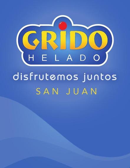 Franquicias Grido Disponibles En San Juan