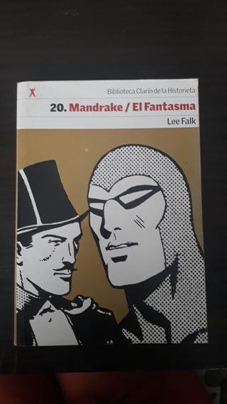 20. Mandrake / El Fantasma- Lee Falk