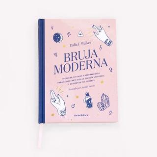 Libro Bruja Moderna Por Dalia Walker Tapa Dura Monoblock