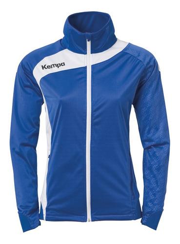 Campera Kempa Peak Jacket Mujer - Oferta - Handball