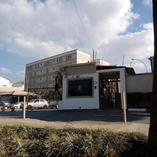 Apartamento Com 2 Dormitórios À Venda, 45 M² Por R$ 155.000 - Água Chata - Guarulhos/sp - Ap0940