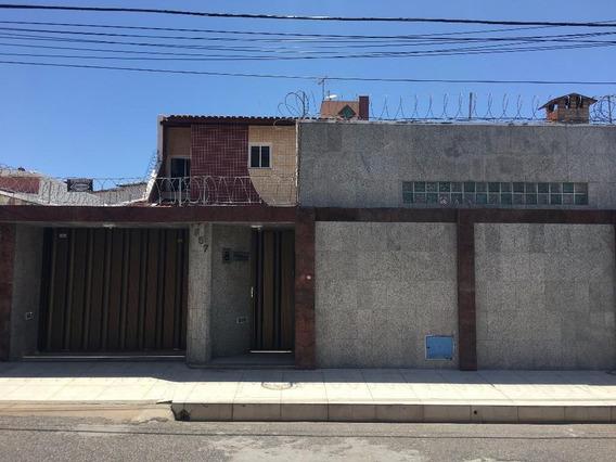 Casa Residencial À Venda, Montese, Fortaleza - Ca0820. - Ca0820