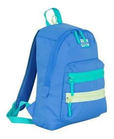 Mochila Summer 708 Plastic Azul Xtrem