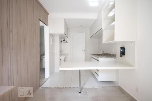 Apartamento À Venda - Liberdade, 1 Quarto,  28 - S893121729