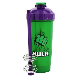 Bote Performa Perfect Shaker De Hulk Gym Envio Gratis