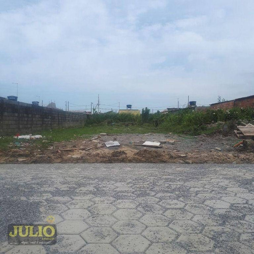 Imagem 1 de 5 de Terreno À Venda, 330 M² Por R$ 160.000 - Itaguaí - Mongaguá/sp - Te0307