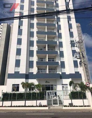 Imagem 1 de 9 de Apartamento Com 2 Dormitórios À Venda, 68 M² Por R$ 320.000,00 - Jardim Das Nações - Taubaté/sp - Ap0243