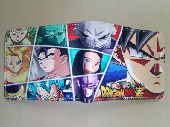 Cartera Billetera Dragon Ball Super Goku Ultra Instinto