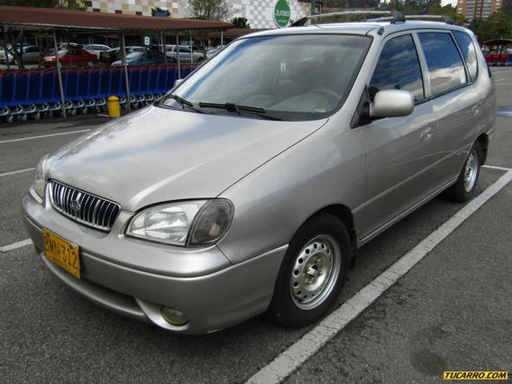 Kia Carens Rs 1800cc Aa 7psj
