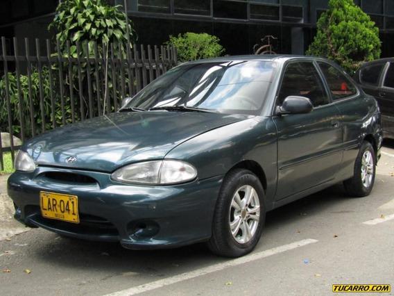 Hyundai Accent Accent 1500 Cc