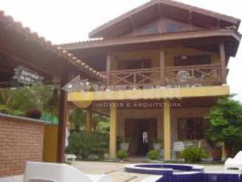 Imagem 1 de 17 de Sobrado Com 4 Dormitórios À Venda, 437 M² Por R$ 1.500.000,00 - Jardim Capricórnio - Caraguatatuba/sp - So0382