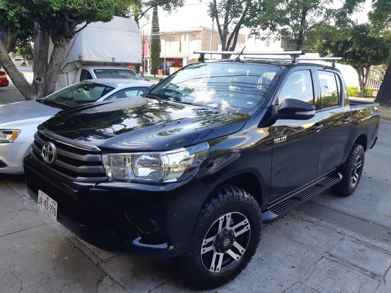 Toyota Hilux 2017 2.7 Cabina Doble Base Mt