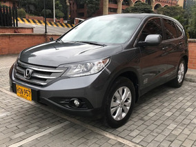 Honda Cr-v Exl At 4x4