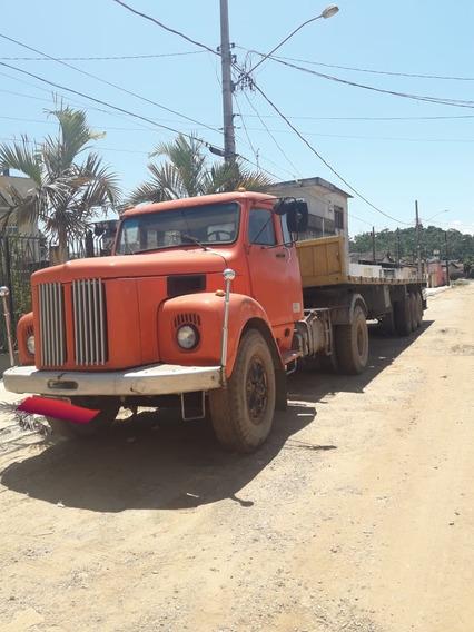 Scania L 111 Com Trabalho Já Garantido!