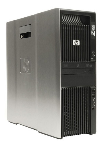 Hp Z600 - Workstation - Pc Gamer / 24 Gb - Gtx 970