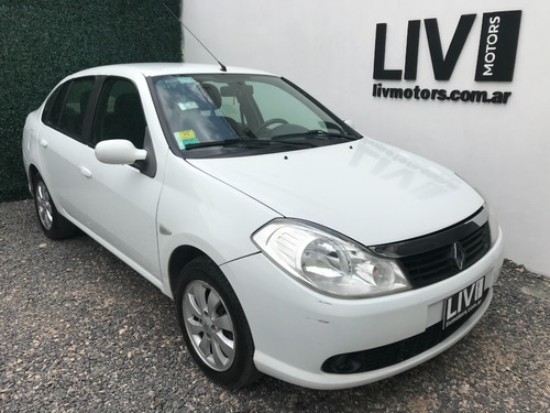 Renault Symbol Luxe 1.6 Año 2011 - Liv Motors