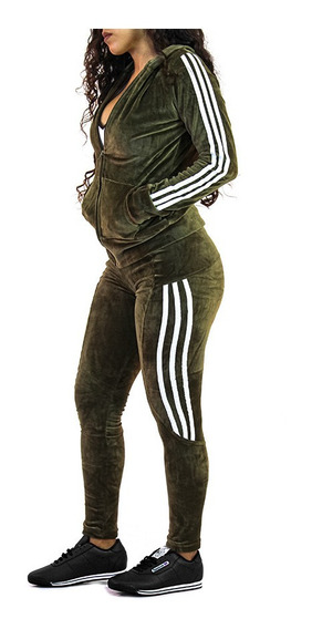 Conjunto Deportivo Dama Pants Sudadera Leggings Ropa 08