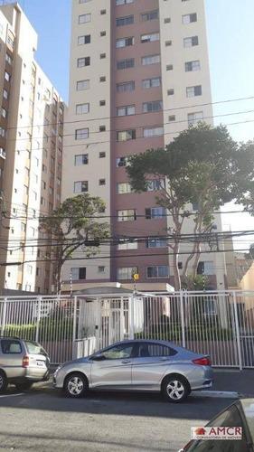 Apartamento Com 2 Dormitórios À Venda, 54 M² Por R$ 320.000,00 - Sacomã - São Paulo/sp - Ap0857