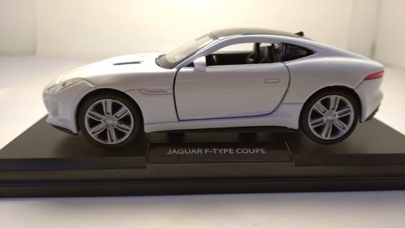 Jaguar F-type Coupe Esc. 1:36 Marca Welly Rosario