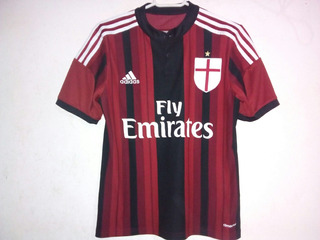 Camisa Do Milan De Crianca Temporada 2014