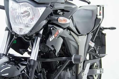 Defensas Sliders Laterales Suzuki Gsx Gixxer 150 Fire Parts
