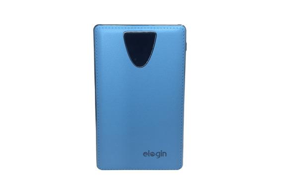 Carregador Portátil Elogin Plan Azul - Pb03