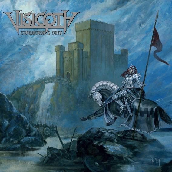 Cd Visigoth - Conqueror