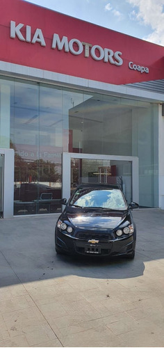 Chevrolet Sonic 2016 1.6 Lt Mt